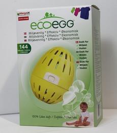 Ecoegg Vaskeæg 144 uden duft
