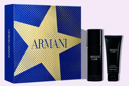 Giorgio Armani Code Deodorant Spray Gaveæske