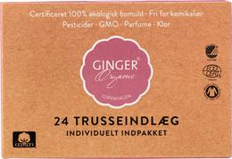 GingerOrganic Trusseindlæg Standard, 24 stk.