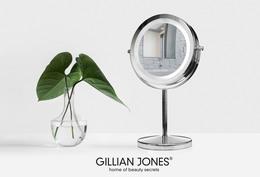 Gillian Jones 2-sidet Lysspejl x1 og x10