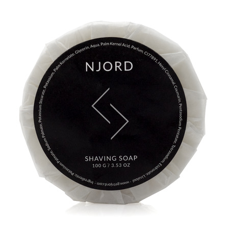 Njord Shaving Soap 100 gr