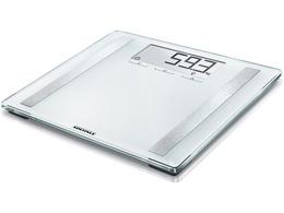 SOEHNLE Shape Sense Control 200 Kropsanalysevægt Max 180 kg Hvid