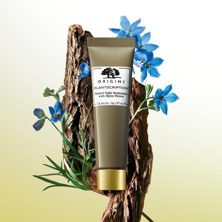 Origins Plantscription Retinol Night Moisturizer Alpine Flower 30 ml
