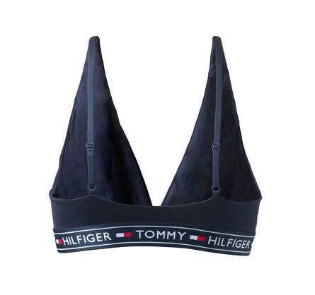Tommy Hilfiger Undertøj Triangle Bralette Navy str. S