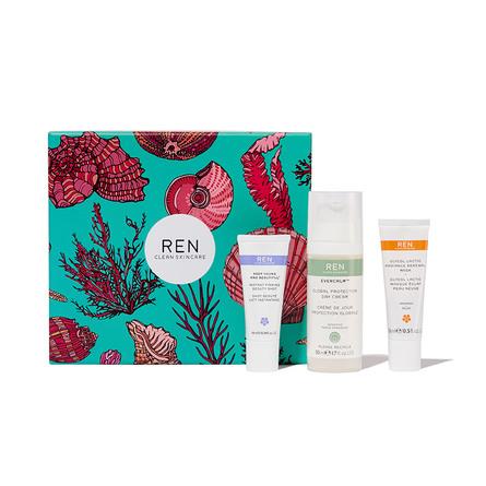 REN Clean Skincare Face Favourites Gaveæske