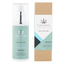 NatureCell Denmark CBD Hand Cream 100 ml