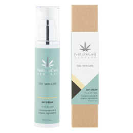 NatureCell Denmark CBD Day Cream 50 ml