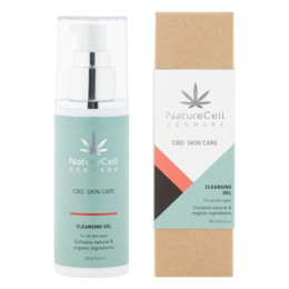 NatureCell Denmark CBD Cleansing Gel 100 ml