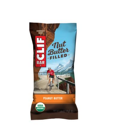 Clif Bar Nut Butter Filled Peanutbutter Øko 60g