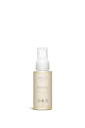 MIILD Facial Oil Kindly & Softening No. 1, 30 ml