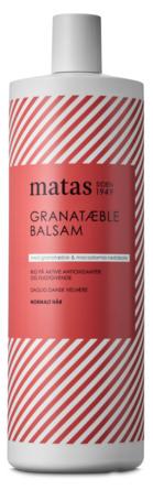 Matas Striber Granatæble Balsam til Normalt Hår 1000 ml