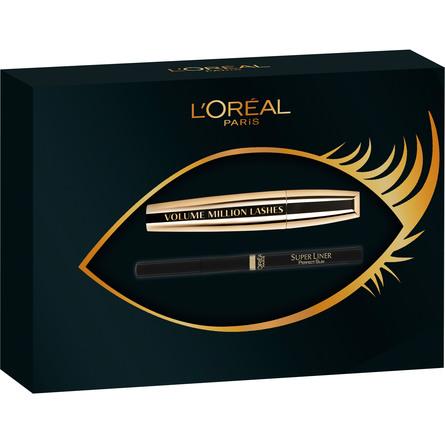 L'Oréal Paris Volume Million Lashes Black Gaveæske