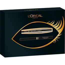 L'Oréal Paris Volume Million Lashes Black Gaveæske