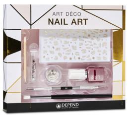 Depend Art Déco Nail Art Gaveæske
