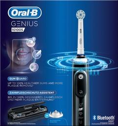 Oral-B (Braun) Eltandbørste Genius 10100S Black