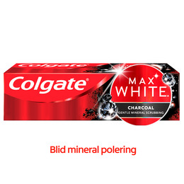 Colgate Tandpasta Max White Charcoal 75 ml