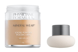 Physicians Formula Mineral Wear Loose Powder SPF 15 Creamy Natural