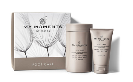 My Moments Foot Care Gaveæske
