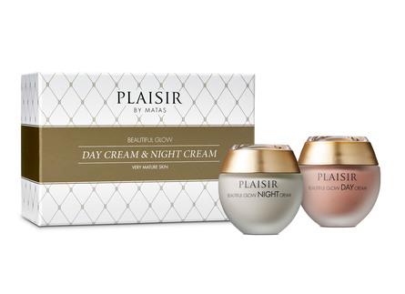 Plaisir Beautiful Glow Day and Night Gaveæske