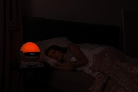 Lumie Bodyclock Luxe Daggrysimulator FM
