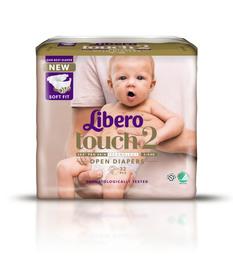 Libero Touch Str. 2 32 stk.