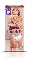 Libero Touch Pants Str. 6 30 stk.