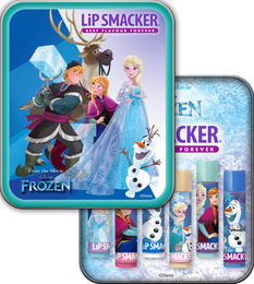 Lip Smackers Frozen Lipsmacker Sæt