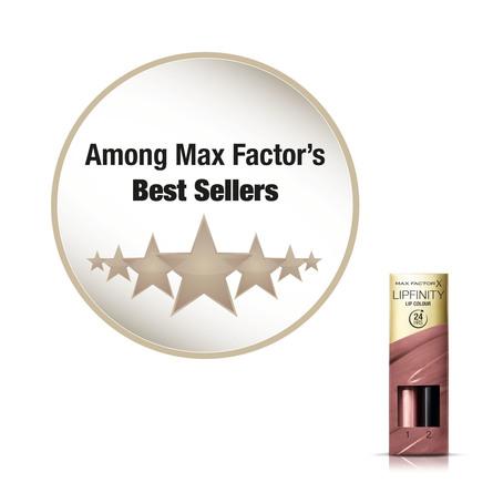 Max Factor Lipfinity 350 Essential Brown