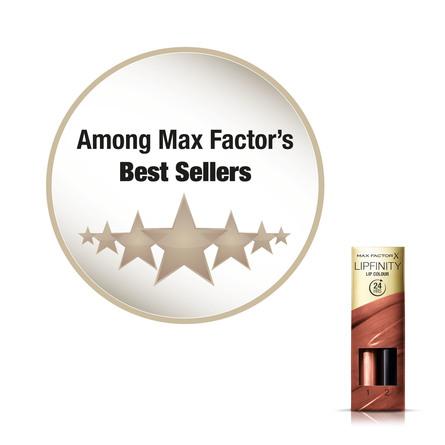 Max Factor Lipfinity Stay Bronzed 191