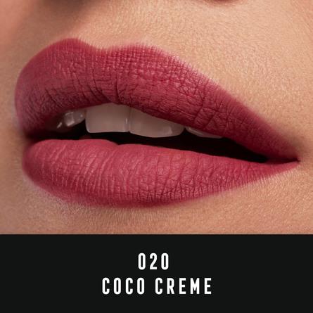 Max Factor Lipfinity Velvet Matte 020 coco creme