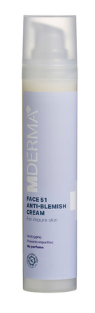 MDerma Face51 Anti-Blemish Cream 50 ml
