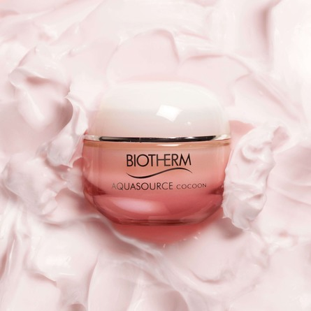 Biotherm Aquasource Cocoon Gel Cream - Normal/Dry Skin 50 ml