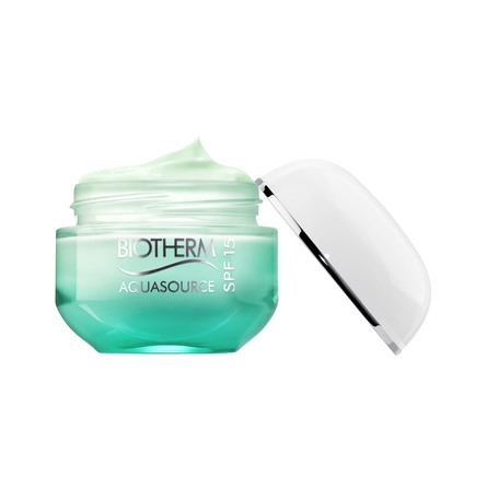 Biotherm Aquasource Cream SPF15 - Normal/Comb. Skin 50 ml