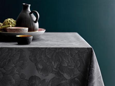 Södahl Dug Modern Rose Grey Ø 160 cm