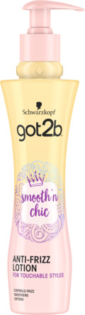 Schwarzkopf Got2b Smooth n'chic smoothing Lotion