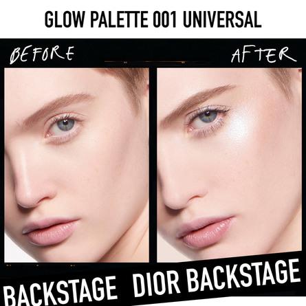 DIOR BACKSTAGE GLOW FACE PALETTE 001 001
