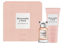 Abercrombie & Fitch Authentic Woman Gaveæske