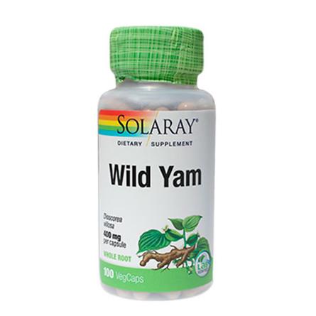 Wild Yam Root 400 mg 100 kap
