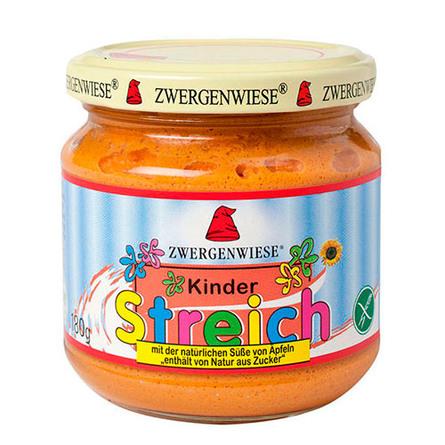 Smørepålæg børn med tomat Ø streich 180 g