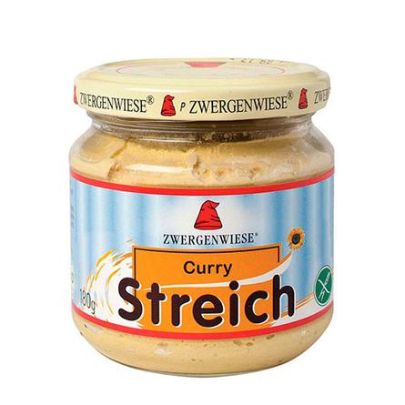 Smørepålæg karry streich Ø 180 g