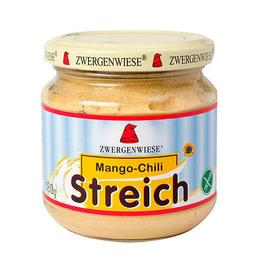 Smørepålæg mango og chili Ø streich 180 g