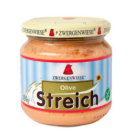 Smørepålæg oliven streich Ø 180 g