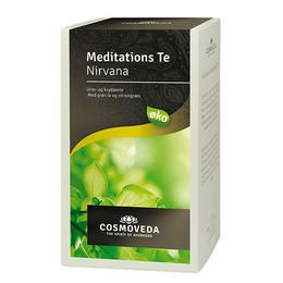 Meditations te m. grøn te & Ø citrongræs Ø