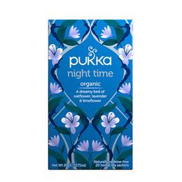 Pukka Night Time te - øko 20 breve