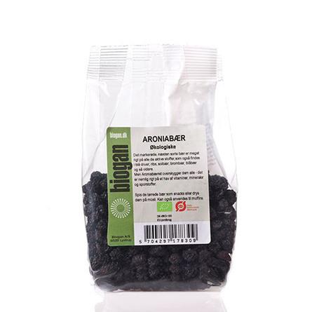 Aroniabær tørrede Ø 100 g