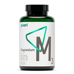 Magnesium M3 Puori 180 kaps.