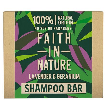 Zacho Food Shampoobar Lavendel & Geranium 85 gr