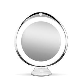 Gillian Jones Sugekopspejl Sølv 10 x forstørrelse