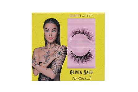 DUFFBeauty 2-pak Olivia Salo - Too much…?