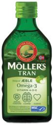 Møllers Tran m/æble 250 ml
